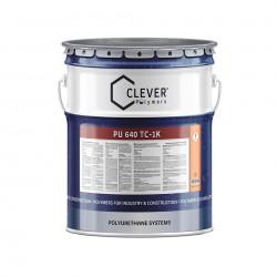 CLEVER PU 640 TC-1K-Transparent