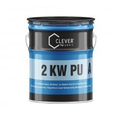 Hydroizolacja zbiorników wody pitnej - CLEVER 2KW PU