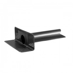 Rzygacz balkonowy do izolacji płynnych śr. 75mm