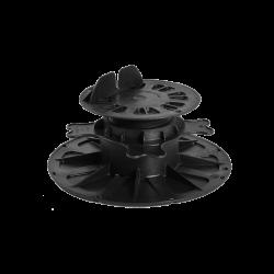SLBA70120 Wspornik tarasowy pod legary regulacja 70-120mm