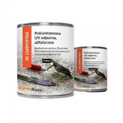 CleverStone 2K-POLIURETAN 2K, 100% UV, 1,25kg