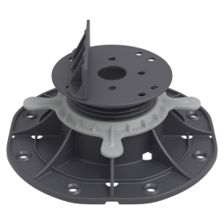 Regulowany wspornik tarasowy pod legary 45-70mm