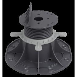Regulowany wspornik tarasowy pod legary 70-120mm