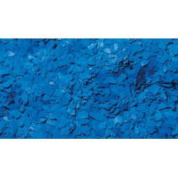 Chipsy akrylowe- niebieskie