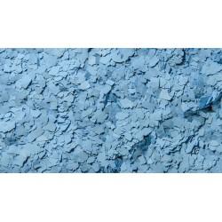 Chipsy akrylowe- jasne niebieskie