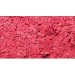Chipsy akrylowe- czerwone